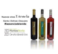 Nuevos y exclusivos vinos Esencia: Malbec, Viognier y Syrah Rosado