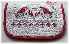 Сделано руками и... головой:): МезЕнская роспись