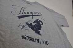 Thumpers — THUMPERS NY Big Bunny T-shirt