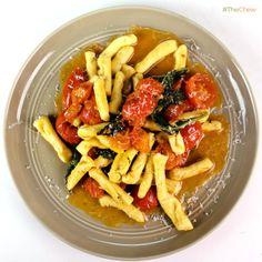 Fresh Ricotta Cavatelli by Michael Symon! #TheChew #pasta