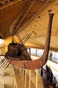 Solar boat museum, Giza, Egypt