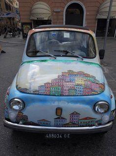 Fiat 500 a Genova   You Drive Car Hire   Faro Car Hire   Faro airport Car Hire   Portugal Car Hire   Algarve Car Hire - www.you-drive.cc