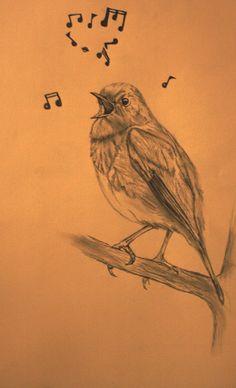 love songs... cool tattoo idea!