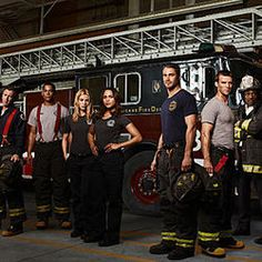 """Your First Look At NBC's """"Chicago Fire"""""""