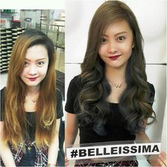 @Regrann from @hairshaftbelle -  THEN & NOW  SIGNATURE SERVICE  #BELLEissima 09176358959 Viber/sms/kakaotalk/call/wechat  Hairshaft Salon 4/f Robinsons Place Manila Midtown Wing (near movieworld cinema 1) fan page: www.Facebook.com/hairshaftbelle Twitter: @medinacelibelle  #hairshaftsalon #hairshaftpodium #hairshaftfort #hairshaftrob #hairshaftglorietta #dreamhair #signaturetone #belleissima #dreamhairforacause #hairshaftangel #hairmakeover #haircolor #salon #hairsalon #topsalon #haircut…