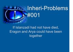 Well, I'm a trial admin an Inheritance Cycle fan page [link] So I started making Inheri-Problems, hope you like them! Eragon Saphira, Inheritance Cycle, Christopher Paolini, Impossible Dream, I Will Fight, Book Fandoms, Book Series, Book Quotes, Book Worms