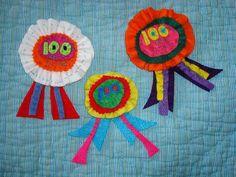 100 Day of School crafts | アメリカの学校生活 ~ 100th day of school - アメリカ ...