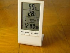 office use clock ,thermometer,hygrometer