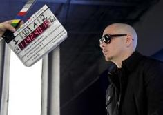 Repin: Este pin me interesa porque me gusta escuchar a la música de Pitbull
