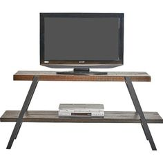 Crawford & Burke The Connery TV Stand