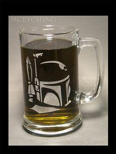 The Glass Geek. • My beer mugs got jets…