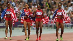 Olympic champions!