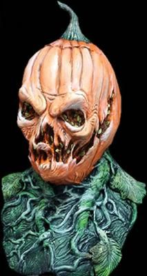 Rotted Jack - Full over-the-head latex mask, individually hand painted. Hollywood movie look