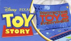 Toy Story Pillowcase * Details can be found by clicking on the image.