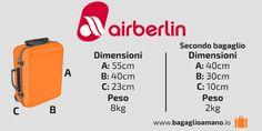 Guida al Bagaglio a Mano Air Berlin