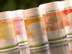 Video on how to make a simple Herbalife protien shake!