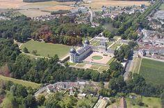 Le château de Valençay, Centre