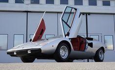 1974 Lamborghini Countach - LP400 Periscopio | Classic Driver Market