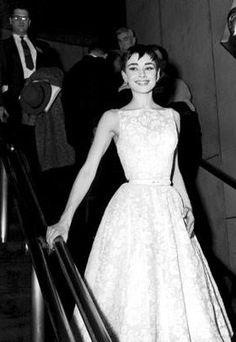 that dress, that girl