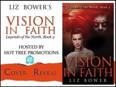 COVER REVEAL: Vision in Faith by author Liz Bower