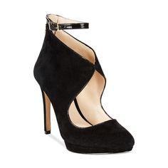 "INC Binee Women's Platform Pump Black Brand new never worn. The Binee platform pumps by INC International Concepts. ·        Man-made upper ·        Round closed-toe platform pumps ·        1/2"" platform, 4-1/4"" heel INC International Concepts Shoes Heels"