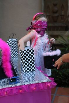Diva/Glam Rock Star Birthday Party Ideas | Photo 1 of 12 | Catch My Party