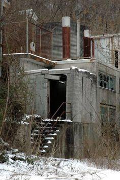 Kentucky-Hayswood Hospital - Abandoned