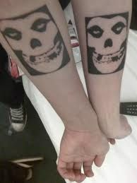 Tattoo Inspired by The Misfits