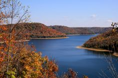 Center Hill Lake, Tennessee