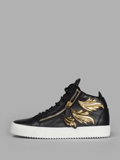 21bb615a65d92 GIUSEPPE ZANOTTI High Top Sneaker With