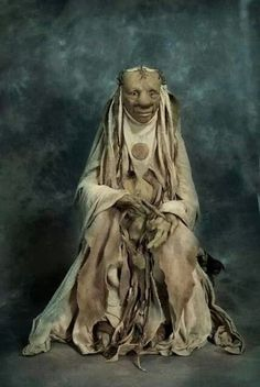 Wise woman by Wendy Froud