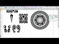 This tutorial will show you how to create intricate patterns in Illustrator super quickly. Stuff that would take you hours to draw manually with the Pen Tool takes just seconds when you use this technique.