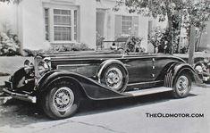ボーマンとシュワルツはモデルJ Duesenbergをリスタイルした| 古いモーター