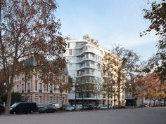 PARIS – It is a rarity to find green spaces within the centre of a densely-built city like Paris. When local firm ECDM was appointed to construct a new building on the site of a large garden, they came to value this anomaly. The firm explains, 'Above all is the garden, this protected and timeless area that we perceive, and that we will be able to make visible'. The scheme endeavours to achieve the client's requirements, whilst making minimal impact on the garden. The project brief consisted…