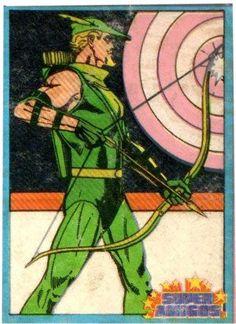 Flecha Verde dc comics Super Amigos