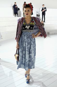 Andra Day style inspiration