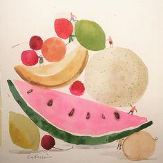 . Mixed Fruit, Tutti Frutti, Watermelon, Instagram