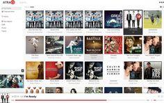 Los servicios de streaming de audio como Spotify han revolucionado el mundo de la música y han cambiado la forma en la que los usuarios disfrutan de ella. Atraci es una alternativa libre y gratuita para todos aquellos que no quieren soportar los anuncios de Spotify. http://atraci.malavida.com/