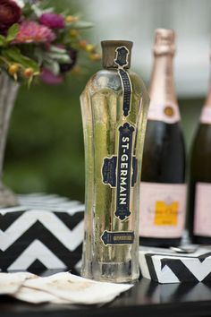 St Germain elderflower liquer. If someone buys me a bottle of this I'll love them forever.