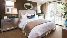 Bedroom @Cariz at Portola Springs   Irvine New Homes   TRI Pointe Homes