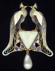 René Lalique of Art Nouveau Jewelry by gwendolyn