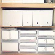 My Shelf,無印良品,中古住宅,整理収納部,ポリプロピレンケース,ポリプロピレンファイルボックスに関連する他の写真