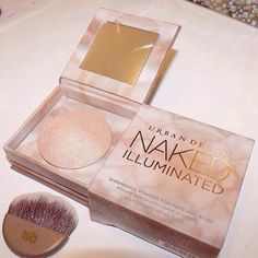 """Urban Decay """"Naked Illuminated"""" 