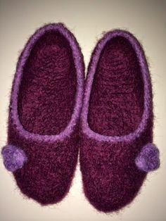 Christel's hobbykrok: Tøfler Slippers, Shoes, Fashion, Moda, Zapatos, Shoes Outlet, La Mode, Fasion, Footwear