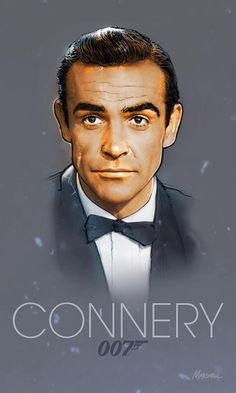 Sean Connery Movies, Sean Connery James Bond, James Bond Actors, James Bond Movies, James Bond Movie Posters, Hollywood Music, Hollywood Actor, Scottish Actors, Bond Girls