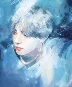 🎨 bts fan art 🎨 bts - 2019 bts taehyung, bts drawings 및 bts Taehyung Fanart, Bts Taehyung, Bts Chibi, Anime Chibi, K Pop, Bts Drawings, Fan Art, Bts Fans, Kpop Fanart