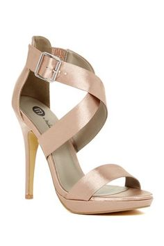 Luckey-st Heeled Sandal