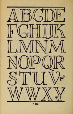 7 tipos de Letras - Taringa!                                                                                                                                                                                 Más
