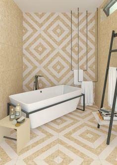 VIVES Azulejos y Gres - Floor tiles porcelain wood effect tiles Strand Wood Effect Tiles, Wood Tile Floors, Wall And Floor Tiles, Wall Tiles, Wood Bathroom, Bathroom Furniture, Bathroom Closet, Chipboard Interior, Painted Osb