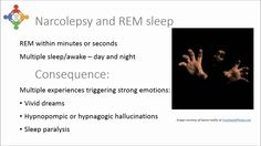 Living with narcolepsy